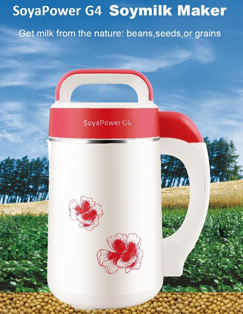 SoyaPower G4 Soymilk maker